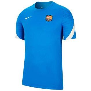 2021-2022 Barcelona Training Shirt (Blue)