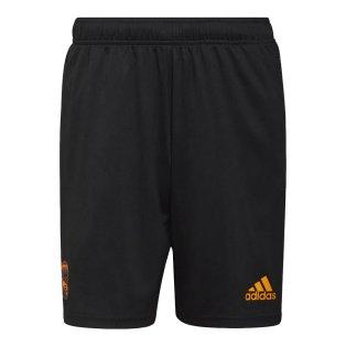 Real Madrid 2021-2022 Training Shorts (Black)