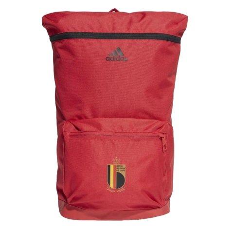 2020-2021 Belgium Backpack (Red)