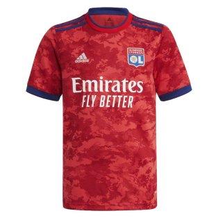 Olympique Lyon Football Shirts   Buy Lyon Kit at UKSoccershop