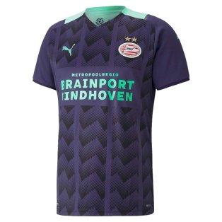 2021-2022 PSV Eindhoven Away Shirt
