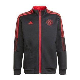 Man Utd 2021-2022 Anthem Jacket (Black)