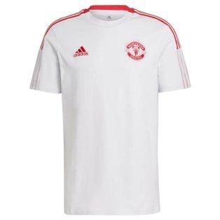 Man Utd 2021-2022 Training Tee (Grey)