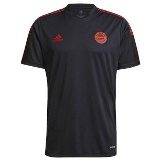 2021-2022 Bayern Munich Training Shirt (Grey)
