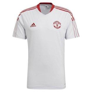 Man Utd 2021-2022 Training Shirt (Grey)