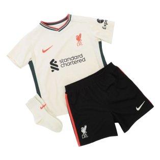 Liverpool 2021-2022 Away Baby Kit