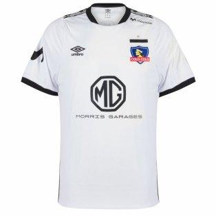 2020-2021 Colo Colo Home Shirt