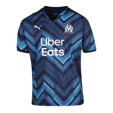 2021-2022 Marseille Away Shirt