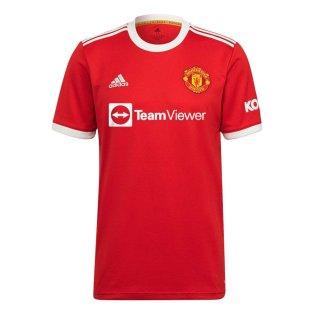 Man Utd 2021-2022 Home Shirt