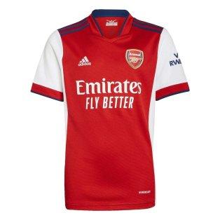 Arsenal 2021-2022 Home Shirt (Kids)