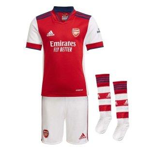 Arsenal 2021-2022 Home Mini Kit