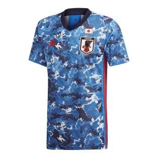 2020-2021 Japan Home Shirt