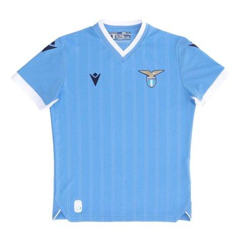 2021-2022 Lazio Home Shirt (Kids)