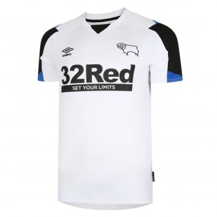 2021-2022 Derby County Home Shirt