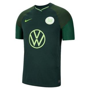 2021-2022 Wolfsburg Away Shirt (Kids)