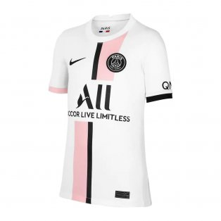 PSG 2021-2022 Away Shirt (Kids)