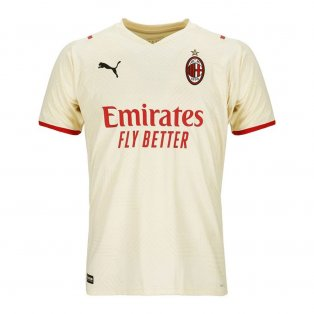 2021-2022 AC Milan Away Shirt