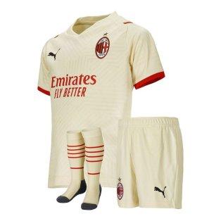 2021-2022 AC Milan Away Mini Kit
