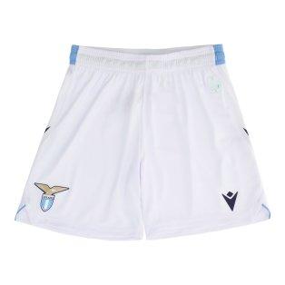 2021-2022 Lazio Home Shorts (Kids)