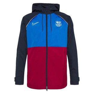 2021-2022 Barcelona AWF Lightweight Jacket (Soar)