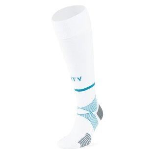 2021-2022 Man City Away Socks (White)
