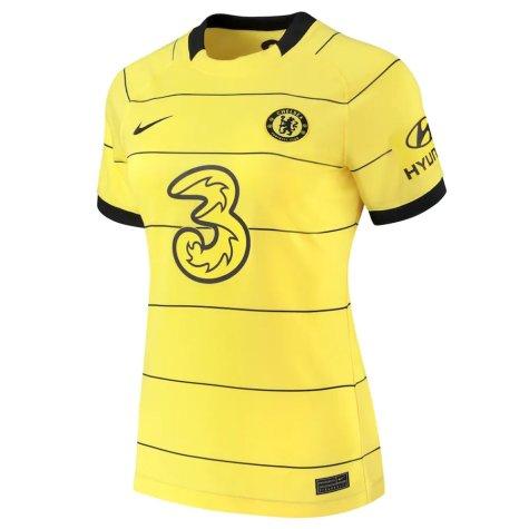 2021-2022 Chelsea Womens Away Shirt