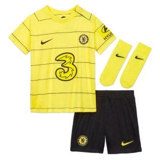 2021-2022 Chelsea Away Baby Kit