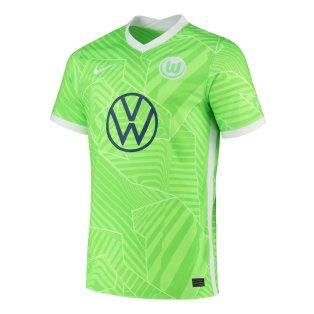 2021-2022 Wolfsburg Home Shirt