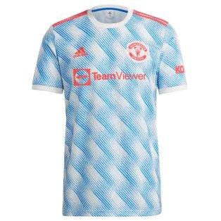 Man Utd 2021-2022 Away Shirt