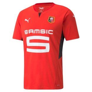 2021-2022 Stade Rennais Home Shirt
