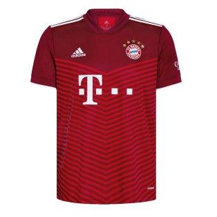 2021-2022 Bayern Munich Home Shirt