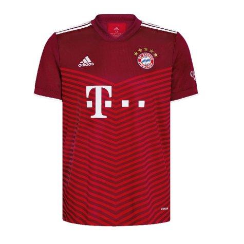 2021-2022 Bayern Munich Home Shirt (Kids)