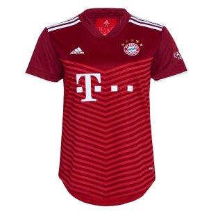 2021-2022 Bayern Munich Home Shirt (Ladies)