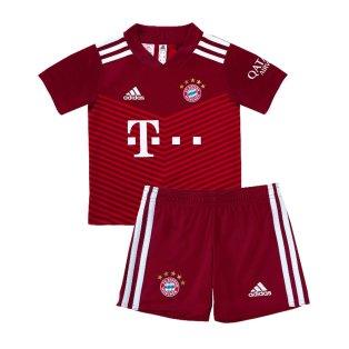 2021-2022 Bayern Munich Home Mini Kit