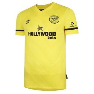 2021-2022 Brentford Away Shirt