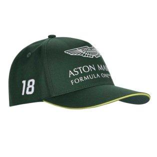 2021 Aston Martin F1 Official Driver LS Cap (Green)