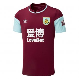 2020-2021 Burnley Home Shirt