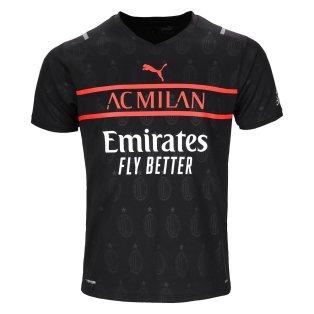 2021-2022 AC Milan Third Shirt