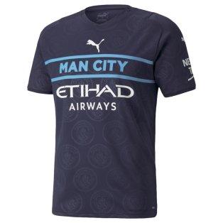 2021-2022 Man City Third Shirt