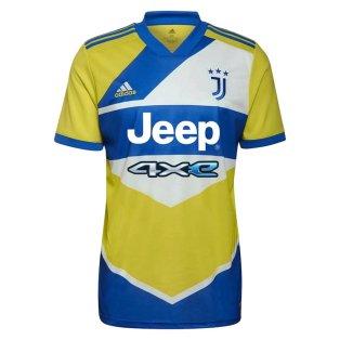 2021-2022 Juventus Third Shirt