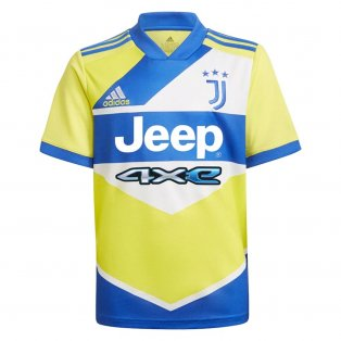 2021-2022 Juventus Third Shirt (Kids)