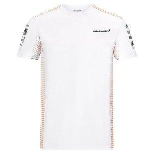 2021 McLaren Mens Team Tee (White)