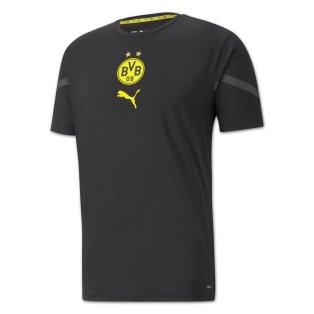 2021-2022 Borussia Dortmund Pre Match Shirt (Black)
