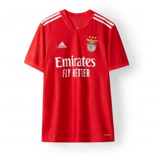 2021-2022 Benfica Home Jersey