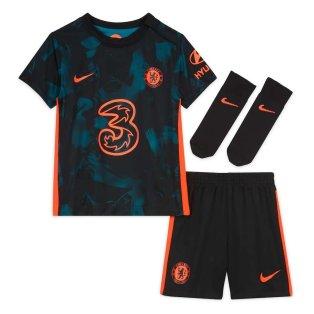 2021-2022 Chelsea 3rd Baby Kit