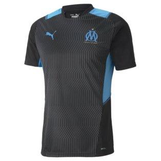2021-2022 Marseille Training Shirt (Black)