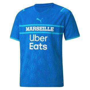 2021-2022 Marseille Third Shirt (Kids)