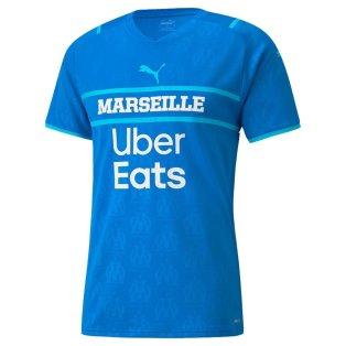 2021-2022 Marseille Third Shirt