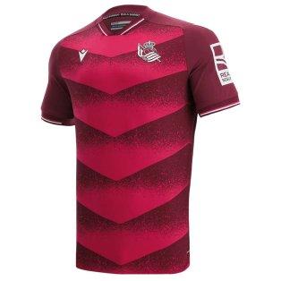 2021-2022 Real Sociedad Away Shirt