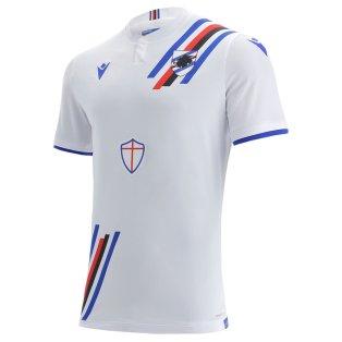 2021-2022 Sampdoria Away Shirt
